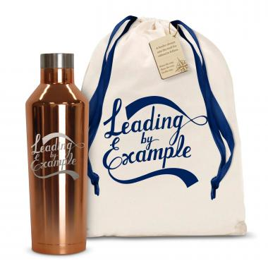 Leading by Example 16oz. Stainless Steel Canteen