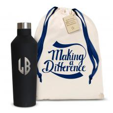 Corkcicles and Canteens - Monogram 16oz. Stainless Steel Canteen