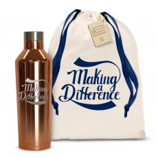 Canteens - Making a Difference 16oz. Stainless Steel Canteen