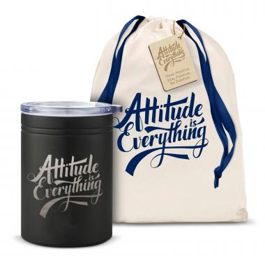 Attitude is Everything Can Cozy