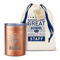 Can Koozies - Behind Every Great School Can Cozy