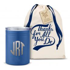 Can Koozies - Monogram Can Cozy