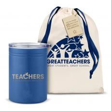 Can Koozies - Teachers Building Futures Can Cozy