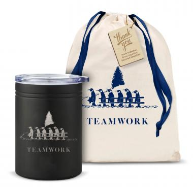 Teamwork Gift Can Cozy