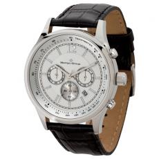Fashion Accessories - Men's 43mm -  Chronograph watch date display