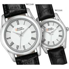 Fashion Accessories - Ladies' -  Metal case watch with matte silver finish