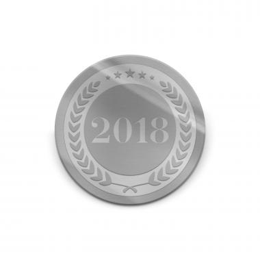 2018 Laurel Wreath Medallion Challenge Coin