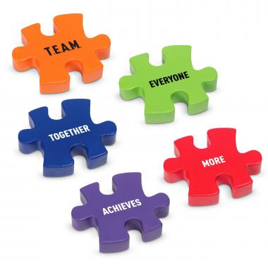 TEAM Puzzle Pieces Stress Reliever