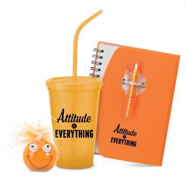 Attitude Is Everything Gift Set