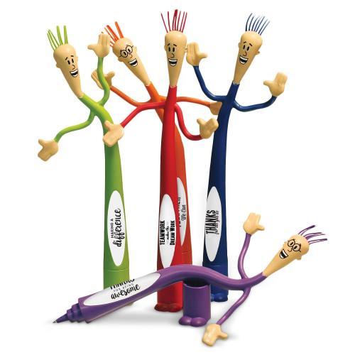 Bendy Pen Collaboration Set