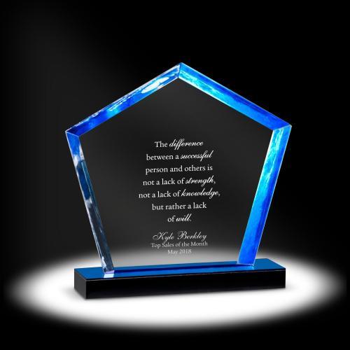 Olympia Acrylic Award