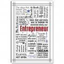 Entrepreneur Quote Inspirational Art