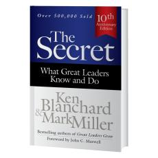 Books - The Secret: What Great Leaders Know and Do Book