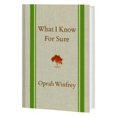 Books - What I Know For Sure by Oprah Winfrey