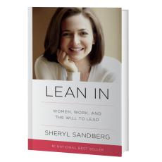 Books - Lean In: Women, Work, and the Will to Lead by Sheryl Sandberg