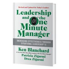 Books - Leadership and the One Minute Manager Book