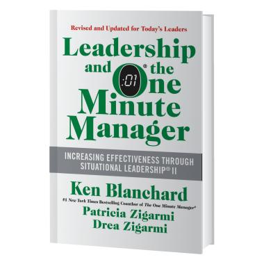 Leadership and the One Minute Manager Book
