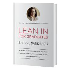 Books - Lean In for Graduates by Sheryl Sandberg