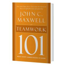 Books - Teamwork 101 by John Maxwell