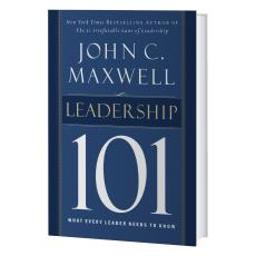 Books - Leadership 101 by John Maxwell