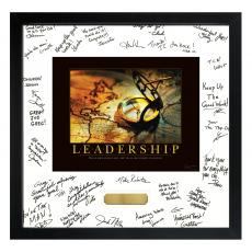 Boss Gifts - Leadership Compass Signature Frame