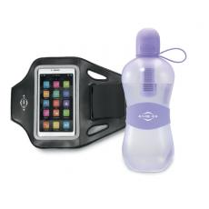 Fashion Accessories - Bobble<sup>®</sup> - Lavender -  Get fit with this performance gift set! Includes our Max Performance Smartphone Armband and Sport with Tether Cap