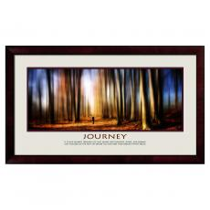 Journey Forest Motivational Poster  (710201)