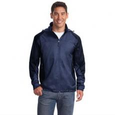 Outerwear - Endeavor;Port Authority<sup>®</sup> - 2XL -  Jacket with two side pockets. Blank