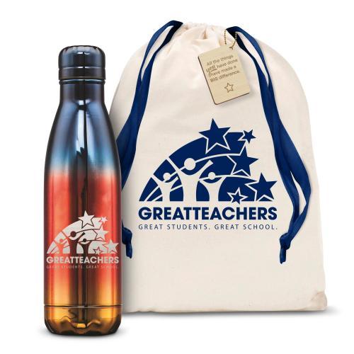 Great Teachers 17oz Flame Swig