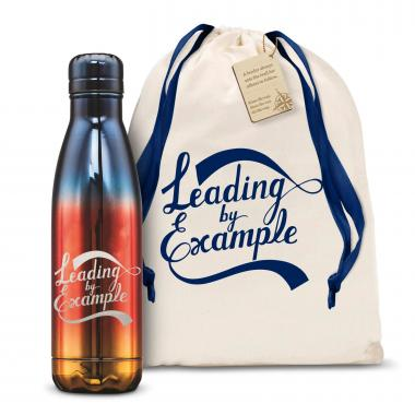 Leading by Example 17oz Flame Swig