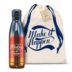 Make It Happen - Make it Happen Square 17oz Flame Swig