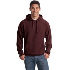 Outerwear - Sport-Tek<sup>®</sup> - 4XL -  Super heavyweight pullover sweatshirt with self fabric lined hood