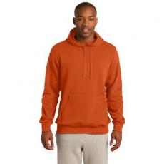 Outerwear - Sport-Tek<sup>®</sup> - LT;XLT -  Pullover hooded sweatshirt; 9-ounce, 65/35 ring spun combed cotton/poly, tall sizes
