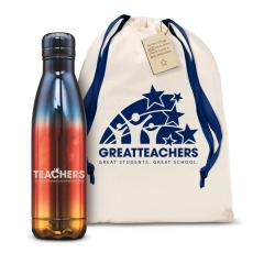 Teacher Appreciation Week - Teachers Building Futures 17oz Flame Swig