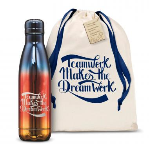 Teamwork Dream Work 17oz Flame Swig