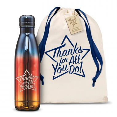 Thanks for All You Do Star 17oz Flame Swig
