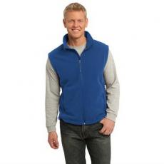 Vests General - Port Authority<sup>®</sup> - 3XL -  Super soft fleece vest. Blank
