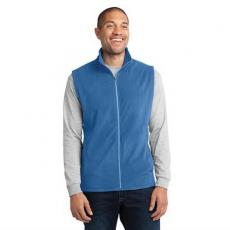 Vests General - Port Authority<sup>®</sup> - 2XL -  Microfleece vest, super lightweight, with an anti-pill finish. Blank