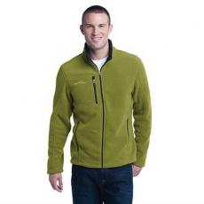 Outerwear - Eddie Bauer<sup>®</sup> - 4XL -  Fleece jacket with front zippered pockets. Blank
