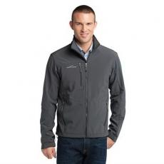 Outerwear - Eddie Bauer<sup>®</sup> - L;M;S;XL;XS -  Three layer soft shell jacket. Blank