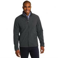 Outerwear - Eddie Bauer<sup>®</sup> - 4XL -  Adult shaded crosshatch soft shell jacket. Blank