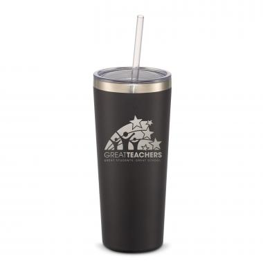 The Joe Straw - Great Teachers 20oz. Stainless Steel Tumbler