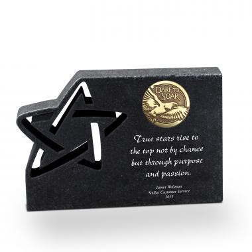 Rising Star Medallion Award