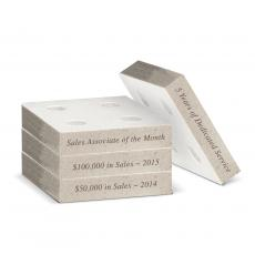 Metal, Stone and Cast Awards - Pyramid Perpetual Award Add-On Base