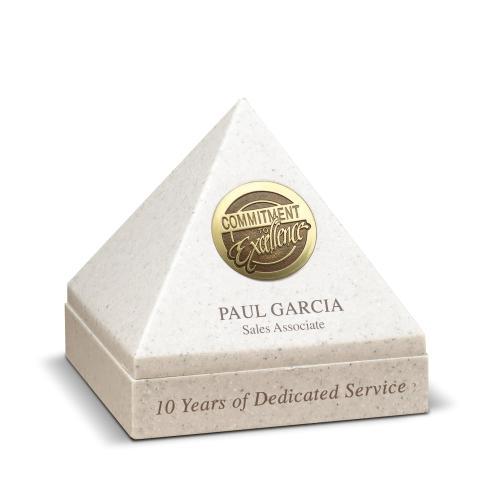 Pyramid Perpetual Medallion Award