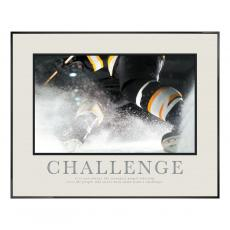 Challenge Hockey Motivational Poster  (710020)