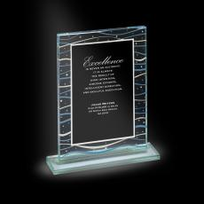 All Trophy Awards - Blade Tablet Glass Award
