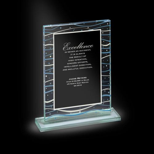 Blade Tablet Glass Award