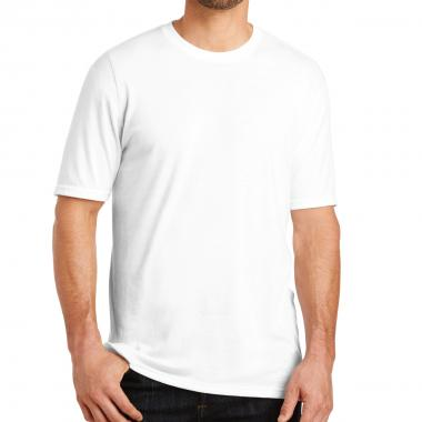 District Made® Men's Perfect Tri™ Crew Tee