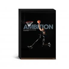 Entire Collection - Ambition Basketball Desktop Canvas